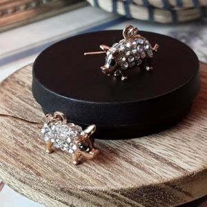 Jewelry - NEW Year Of the Pig  Earrings